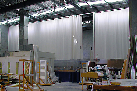 Factory Screen Partitions