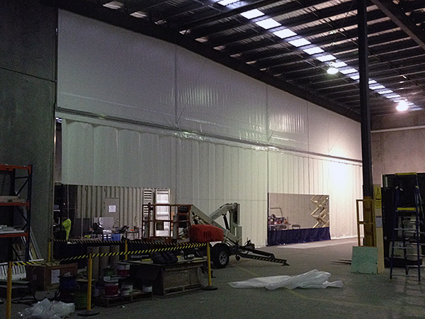 Factory Partition Wall