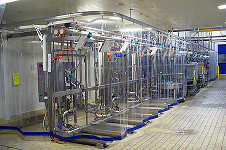 Food Processing Cleanroom